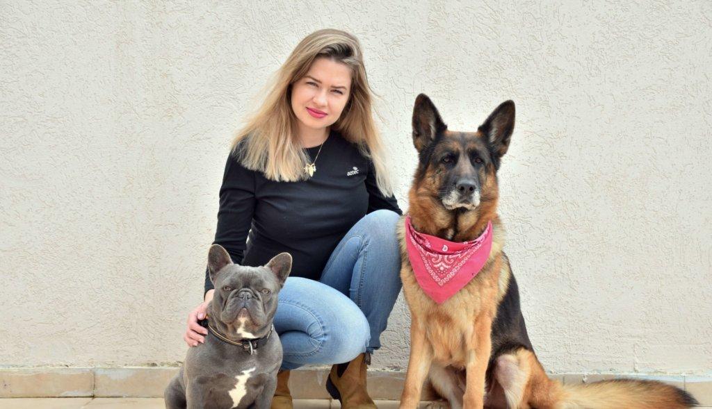 """Revivolution Dogs - יבוא כלבים מחו""""ל והטסה לישראל"""